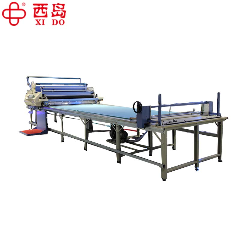 Garment Cutting Table Automatic Spreading Machine