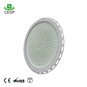IP65 water proof VEET IPART 150W ufo led high bay light fixture with 120lm/w and 5 years warranty