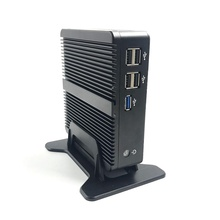 hot sale <strong>Network</strong> ITX THIN CLIENT H01 j1900 2.0GHz desktop pc support linux windows10