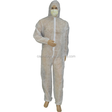 disposable microporous pilot coverall for medical