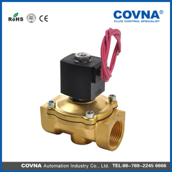 High- efficience normally closed two-way low price solenoid valve