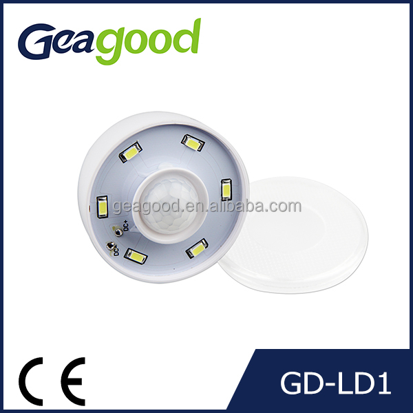 Safety motion controlled lights E27 bulb used in ceiling