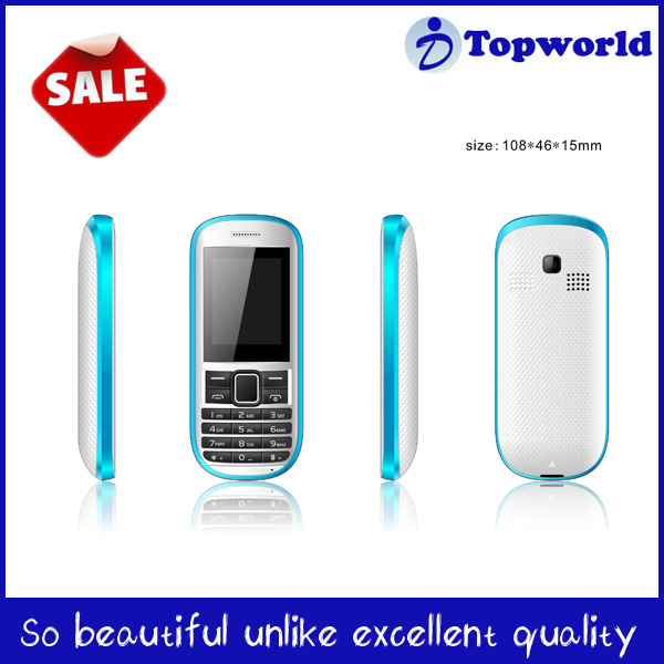 Latest 1.8 inch Bar Style Basic Feature Phone 1101 from Factory Directly