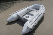 Zodiac inflatable fishing dinghy boats ASD-270 airmat floor with CE certificate for sale!!!