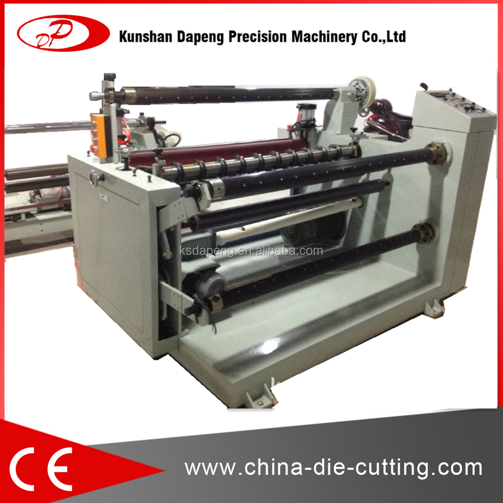 Laminating Slitting machine for Brown Paper /tape/film
