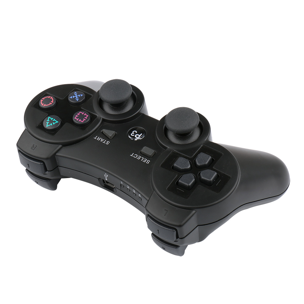 Wireless game controller/ Dual Vibration Gamepad For PS3 Console Joystick Made In China
