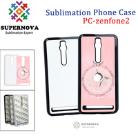Hot Sell Plastic Blank Mobile Phone Case, Sublimation Smart Phone Case for Zenfone2