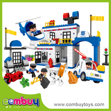 New product intelligence plastic building brick toy education city games kids