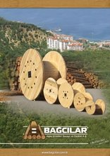 Wooden and Plywood Cable Drums