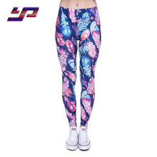 High-waist full-length compression yoga legging women pants