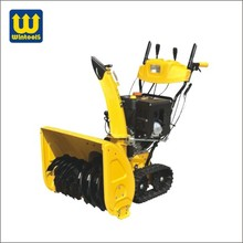 Wintools WT02657 garden gasoline snow power sweeper snow