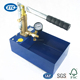 SY-160 China Supplier 0-250 BAR hand operated manual hydraulic test pump