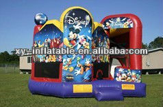 bouncy castle inflatable Mickey Mouse