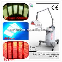 wholesale Home Phototherapy led pdt for Psoriasis, Vitiligo, Eczema, Atopic Dermatitis