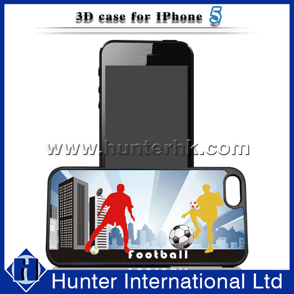 Fancy Football Style 3D Cover For iPhone 5