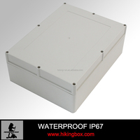 Plastic Electrical Equipment Box HPE683
