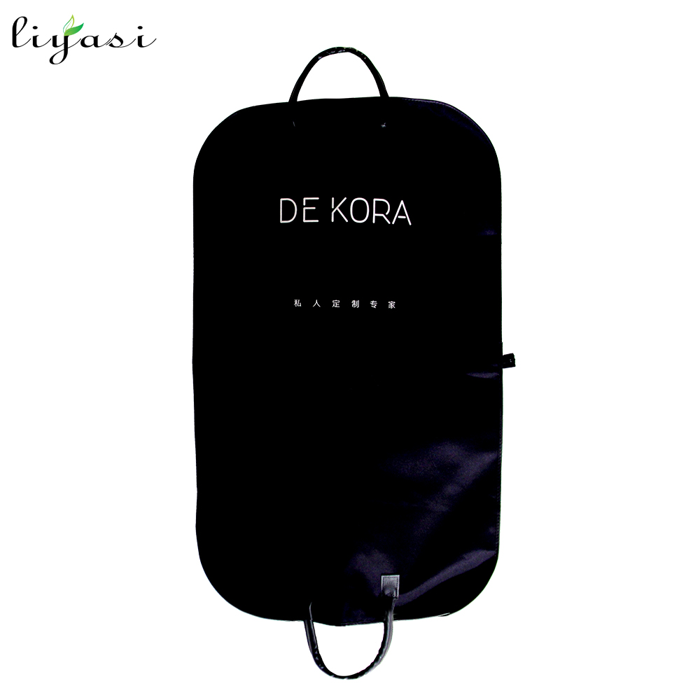 Hot Sale Top Quality Polyester Foldable Garment Bag Suit Cover
