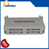 corning fiber optic patch panel made in china