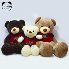 Plush Stuffed Animal Toys Giant Animal Plush Toy Large Teddy Bear For Kids Gifts
