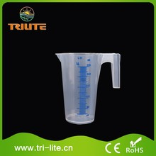 Hot Sale Best Quality plastic 50ml high quality pp plastic mini measuring cup