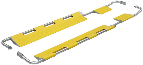 High-strength Aluminum Scoop Stretcher for Ambulance