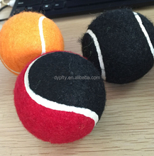 personalized custom colored cheap tennis ball felt material