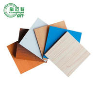 Professional HPL MDF For Furniture Decoration