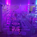 Battery Operated Color Changing Led Lights Under Table Light