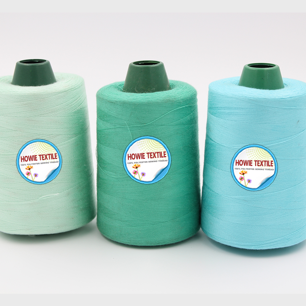 Core Spun Polyester S twiddle thread 40/2 from Howie Textile Factory