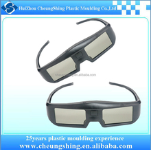 Factory direct sale Rechargeable active Shutter Eyewear for Most DLP-Link 3D Projectors