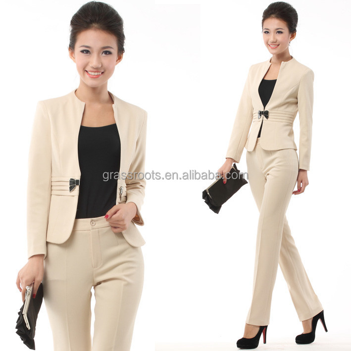 Good Quality Ladies Office Wear Lady Suit Design Buy Lady