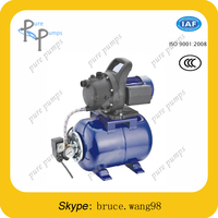 AC plastic housing water pump con tank protector