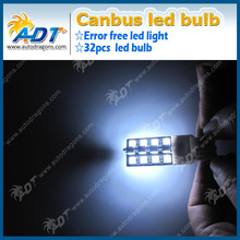 7440 canbus led light 32pcs white color error free FOR turn lamp