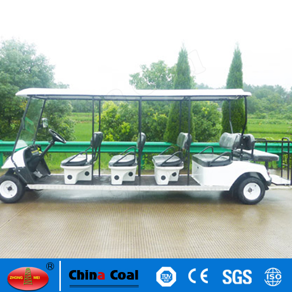 10 Seater Gasoline Golf Carts,250cc Gasoline Engine Golf Cart Can Be Customized