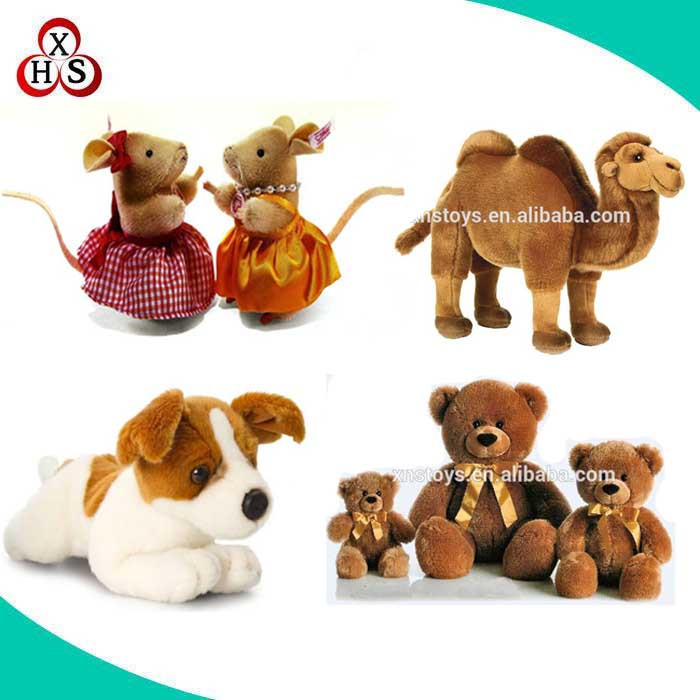Wholesale best made customized stuffed soft toy plush animal