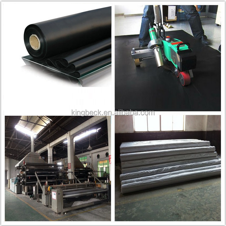 China Waterproof Membrane Supplier SBS/APP Asphalt Roofing Felt