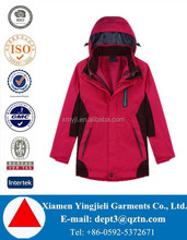 Kids Magic Cloth Wind-Rainproof Jacket For Winter