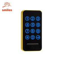 RFID Card Keyless Smart Cabinet Lock With Touchpad Codes