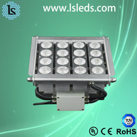 High brightness LED replacement top ceiling 100w led canopy light for gas petrol station