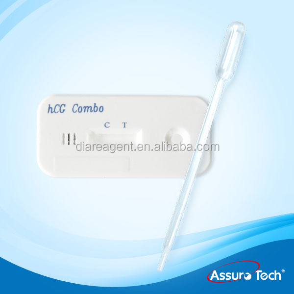 HCG serum / urine rapid test kit