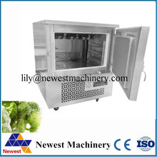 Easy maintenance door seals removable cold plate freezer,chiller freezer