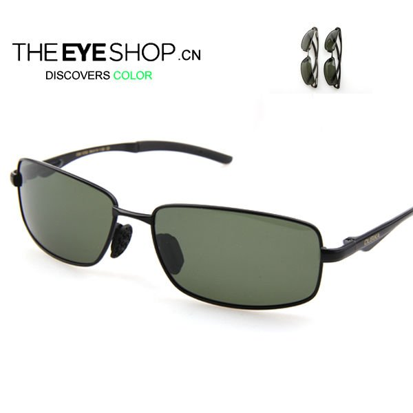 2012 best designer sunglasses polarized with black nose clip B232