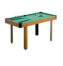 Portable economic 5ftn Pool Table for children