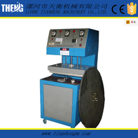 High speed blister packing machine for chocolate