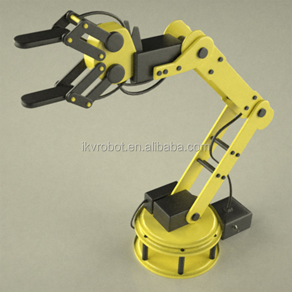 China manufacturer custom automation robotic arm for packaging pallet