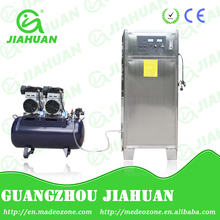 Ozone generator with UV lamp for drinking mineral water / industrial reverse osmosis system ro water plant