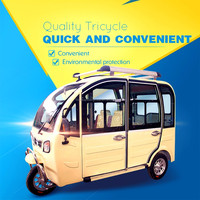 Heavy Loading hottest sell bajaji passenger tricycle