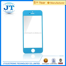 OEM brand For cheap and fine for iphone 5s front glass replacement with high quality