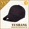 Wholesale blank plain golf baseball cap new solid color