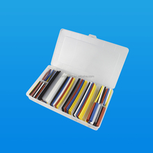 Medium Wall With Hot Melting Adhesive Heat Shrink Tube Printing